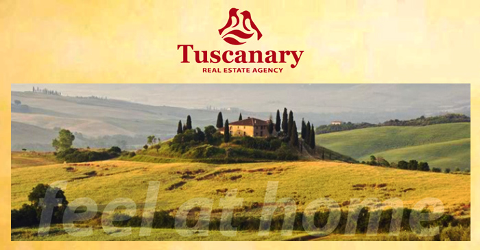 Tuscanary real estate agent in Tuscany