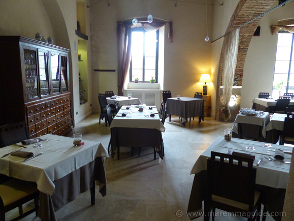 Maremma cooking class location