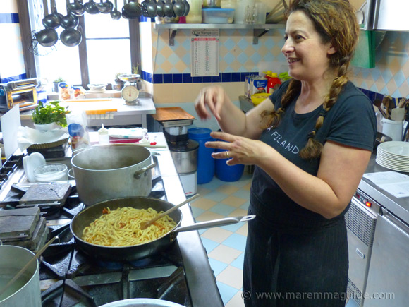 Tuscany cooking class in Maremma