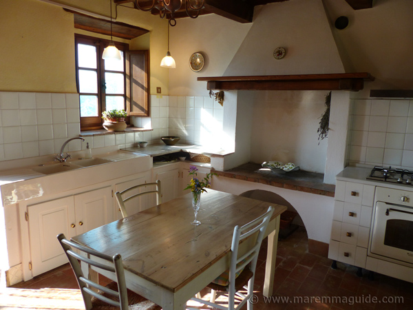 Tuscany cottage for sale in Maremma