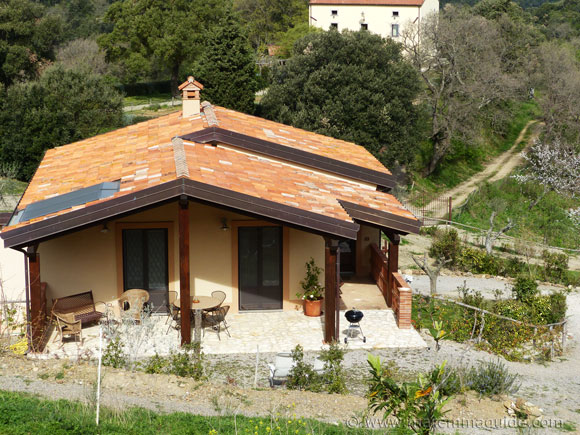 Holiday rentals Maremma Italy: cottages close to the coast.