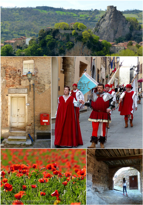 Tuscany day tours in Maremma Italy