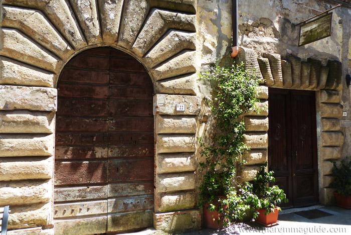Sorano Italy.