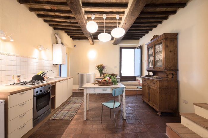 Montelaterone apartment for sale in Maremma.