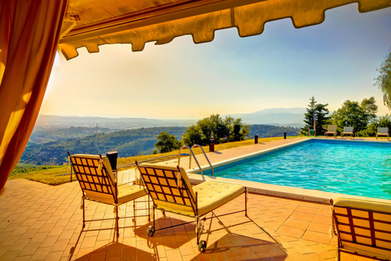Tuscany holiday accommodation Italy