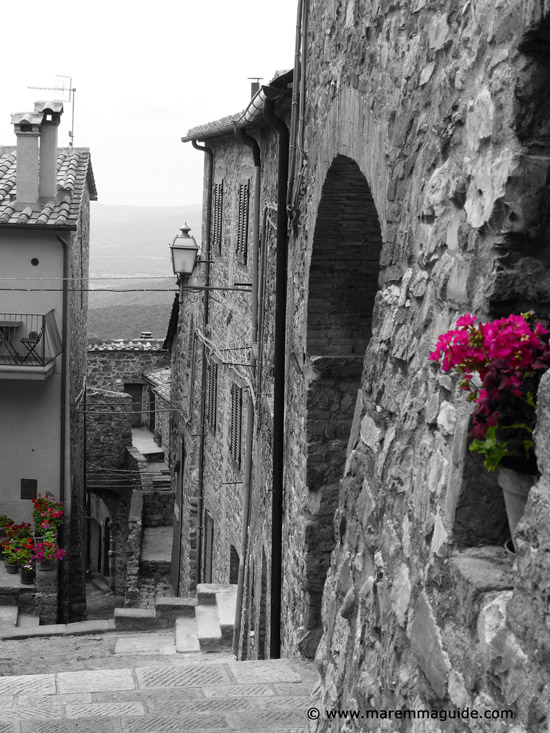 Tuscany off the beaten path: Tatti in Maremma Italy