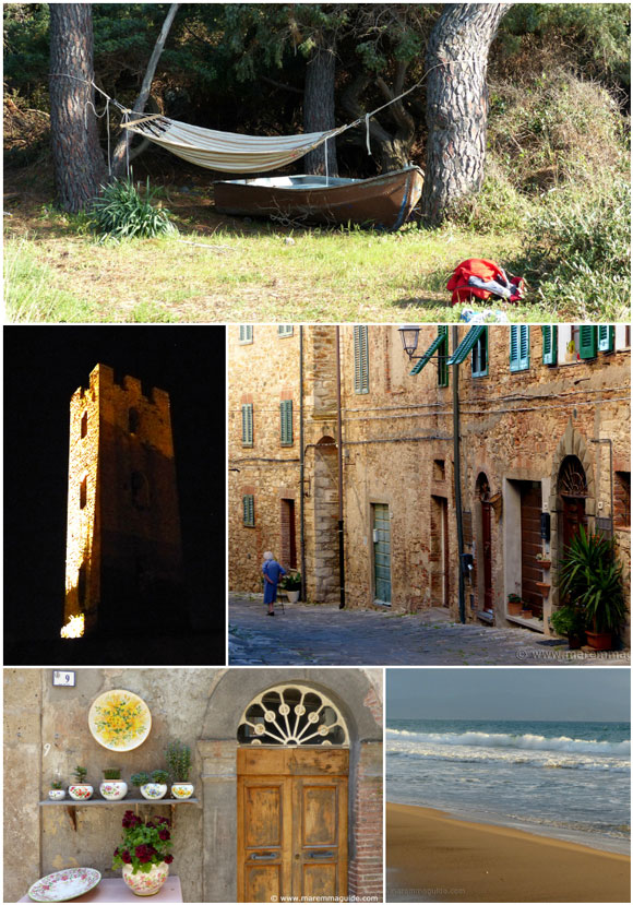 Authentic Tuscany off the beaten path that will delight and surprise you.