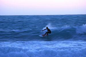 Tuscany surf