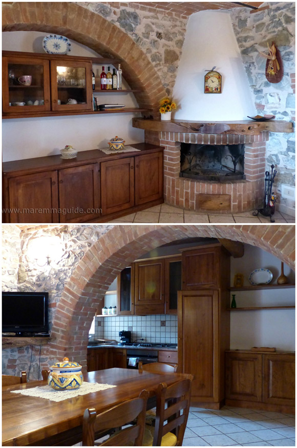 Maremma Tuscany winery accommodation