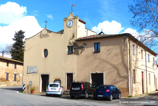 Valpiana, Massa Marittima, Italy