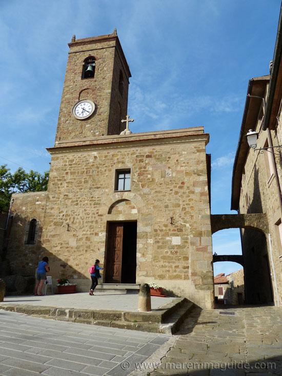 Chiesa di Santi Simone e Guida Vetulonia