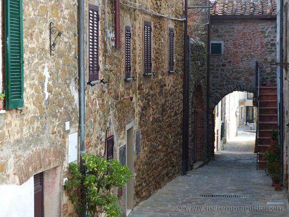 Vetulonia Italy.