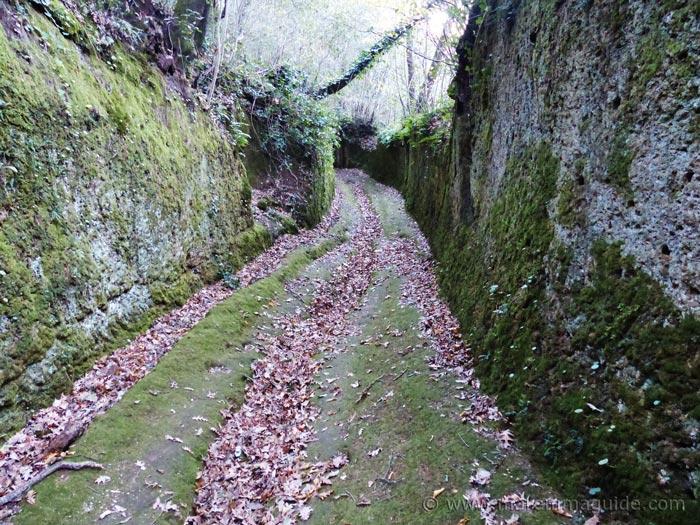 Via Cava di San Rocco Sorano