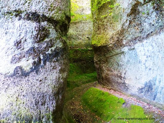 Vie Cave Pitigliano Tuscany