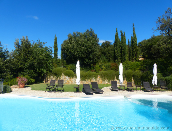 Maremma villa with swimming pool in Tuscany Italy