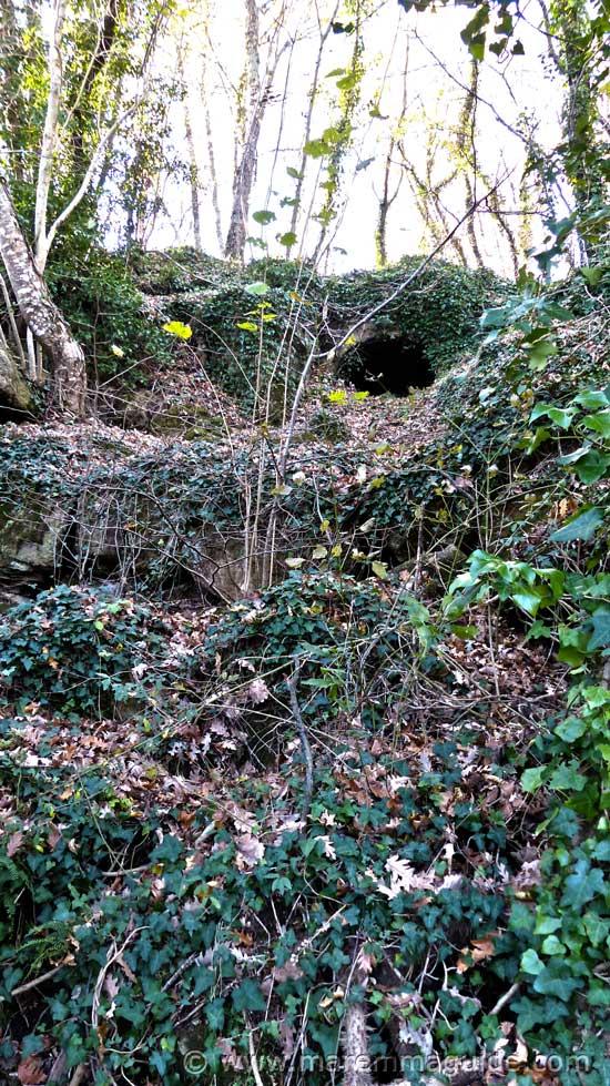 Grotte di Vitozza