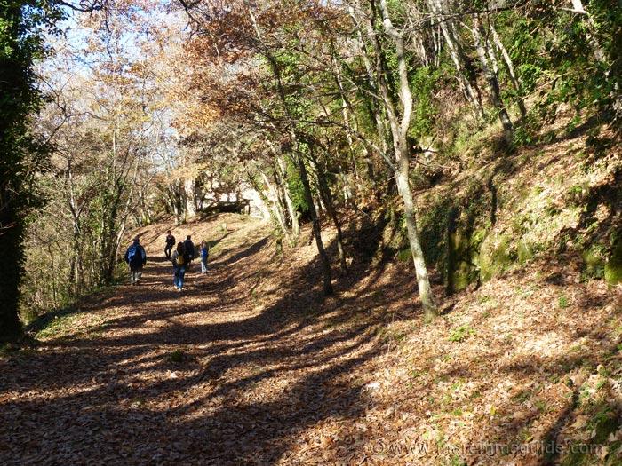 Trekking Sorano Vitozza