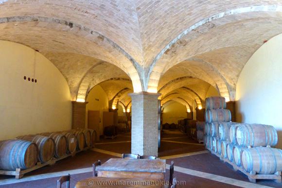 Winery in Maremma: Villa Aquavilla