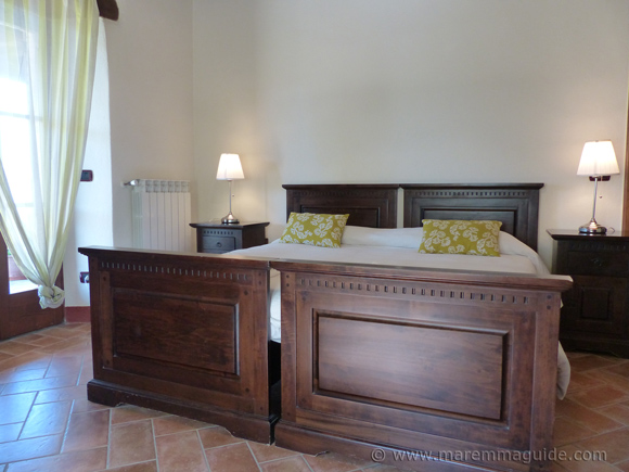 New apartment for sale in Tuscany.