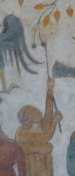 Art from the Middle Ages: The Massa Marittima Mural
