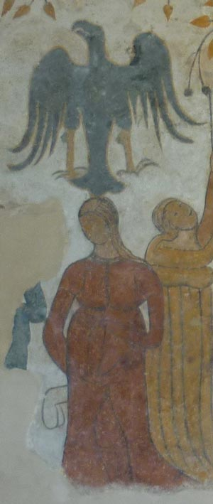 Art of the Middle Ages: The Massa Marittima Mural