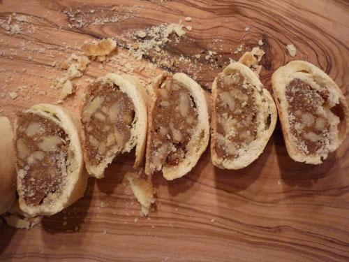 Authentic Italian dessert recipes: Italian cake and dessert recipe Sfratto dei Goym