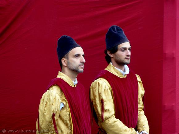 Balestro del Girifalco Massa Marittima: events Tuscany not to miss.
