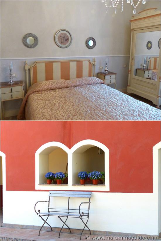 Bed and breakfast in Maremma Tuscany Italy