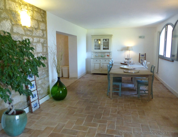 Bed breakfast Tuscany Italy