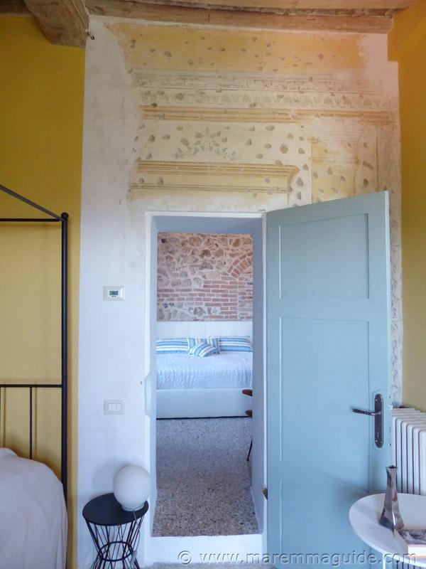 Holiday apartment in Tuscany Italy..