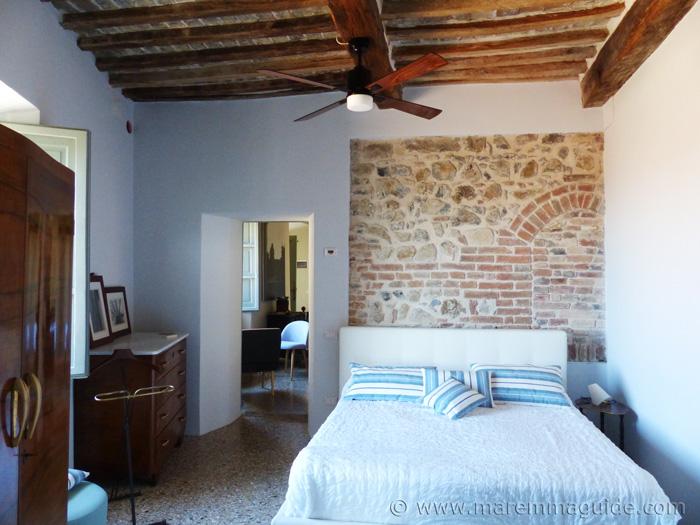 Tuscany Italy apartment.