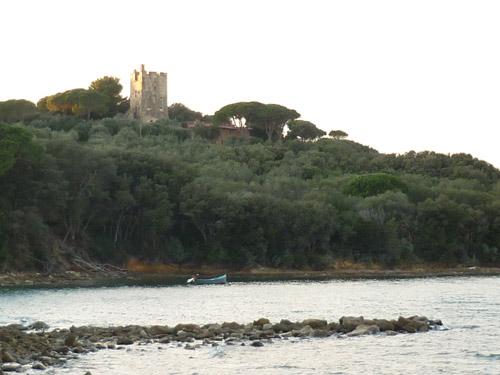 Cala Barbiere Punta Ala Spiaggia: Maremma Tuscany Beaches