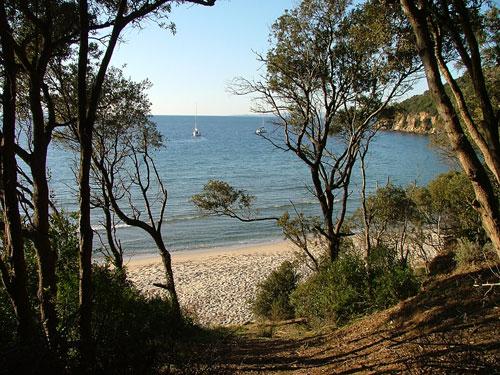 Best beach in Italy: Cala Violina in the Golfo di Follonica, Maremma