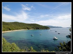 Cala Violina beach, Scarlino, Maremma