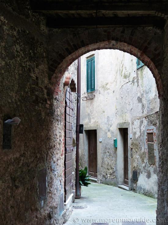 Capalbio Tuscany.