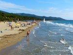 Capanna Civinini beach Maremma