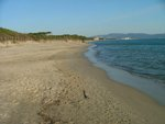 Carbonifera beach Tuscany