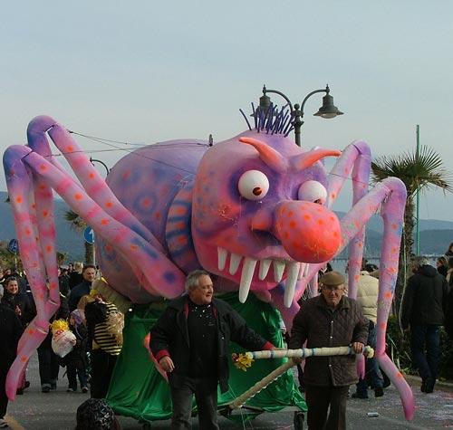 Carnevale Toscana