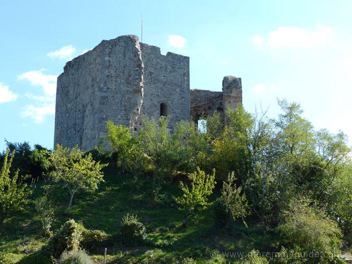 Cassero di Montelaterone fortress castle
