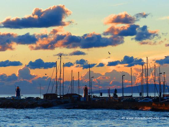 Castiglione della Pescaia port, Maremma Tuscany