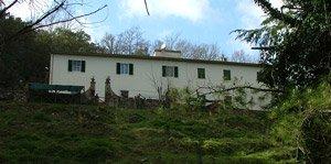 The initial residence of Elisa Bonaparte in Montioni, Maremma