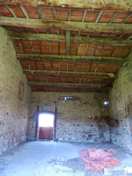 Renovation farmhouse for sale Tuscany Italy