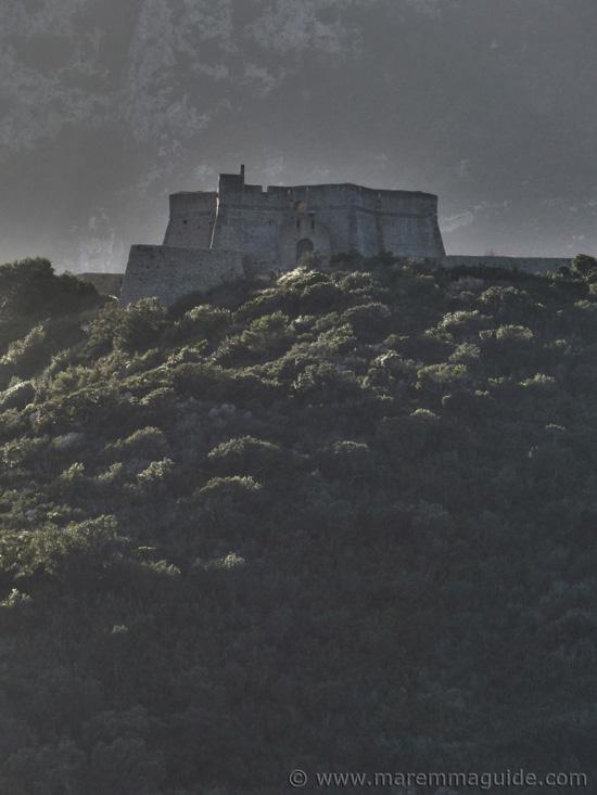 Forte Stella Porto Ercole Tuscany Italy