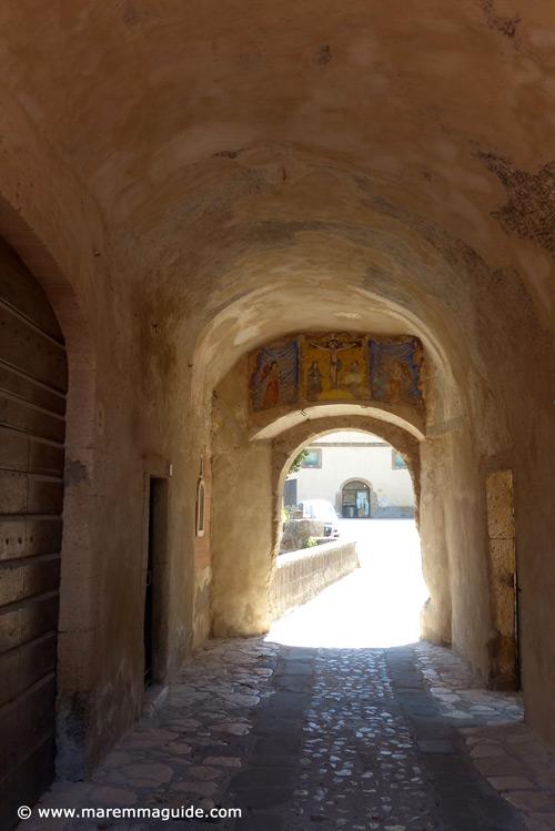 Fortezza Orsini: Maremma Tuscany castles