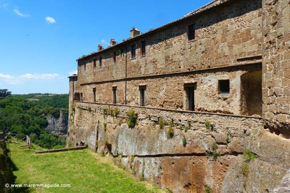 Fortezza Orsini 13th Century castle Maremma