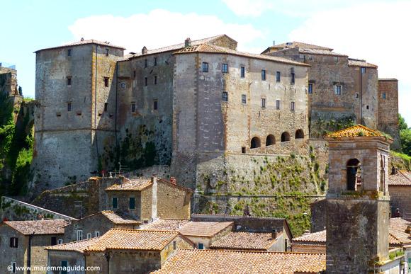 Fortezza Orsini Sorano Italy