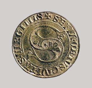 Lost gold treasure coins found in Scarlino Maremma Italy