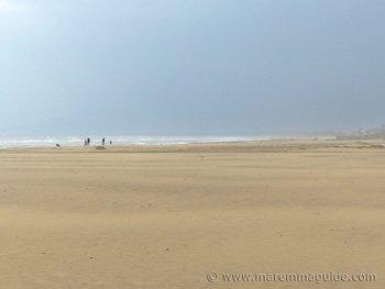 Grosseto beach