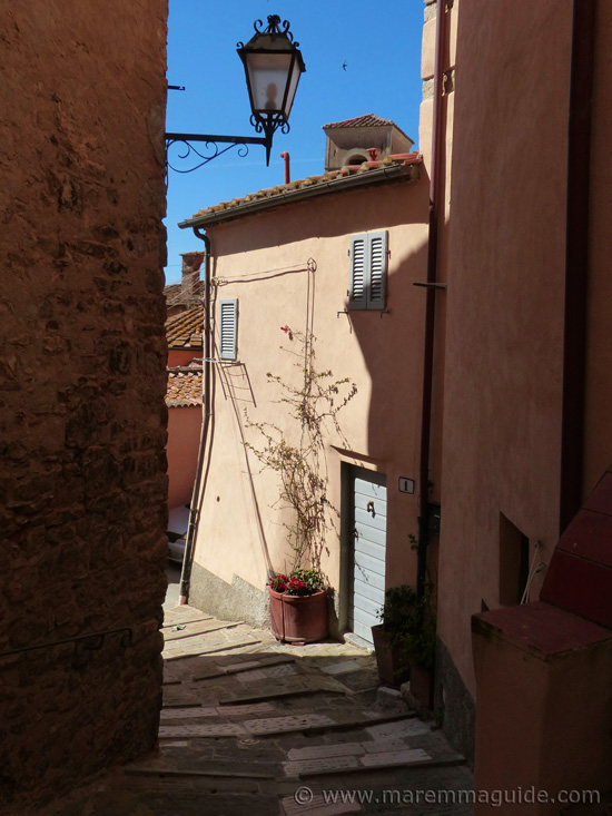 Holiday home in Maremma Tuscany.