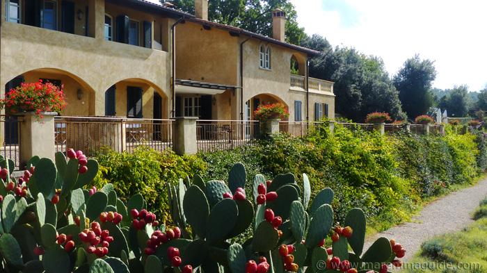 Maremma holiday villa Tuscany